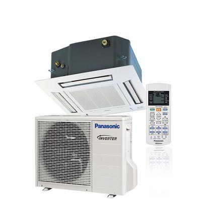 PANASONIC 4 CESTNÁ KAZETOVÁ biela 2,5 kW KIT-E9PB4EA
