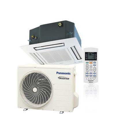 PANASONIC 4 CESTNÁ KAZETOVÁ biela 3,4 kW KIT-E12PB4EA